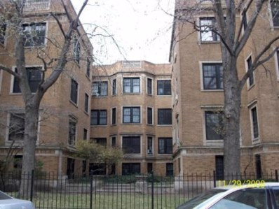 702 W Gordon Terrace UNIT 1A, Chicago, IL 60613 - #: 10145609
