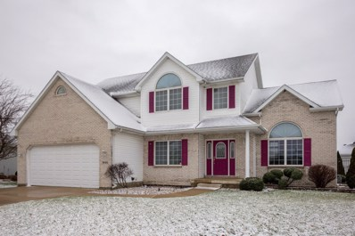 1495 Hunters Run Drive, Bourbonnais, IL 60914 - #: 10145814