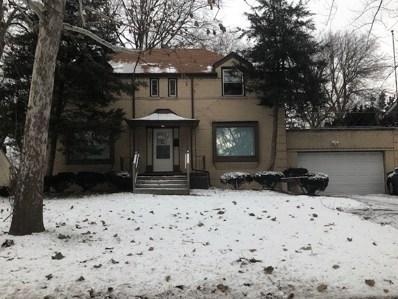 2804 Woodworth Place, Hazel Crest, IL 60429 - #: 10145832
