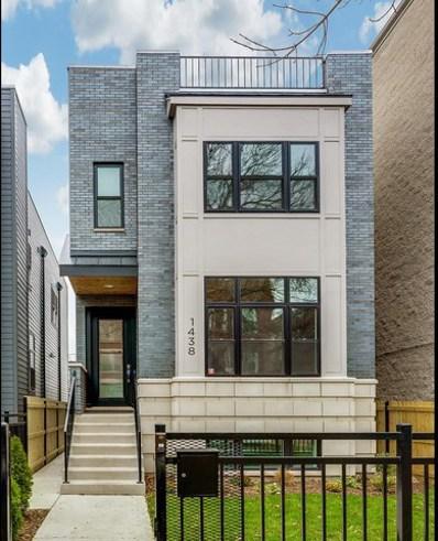 1438 N Washtenaw Avenue, Chicago, IL 60622 - #: 10145903