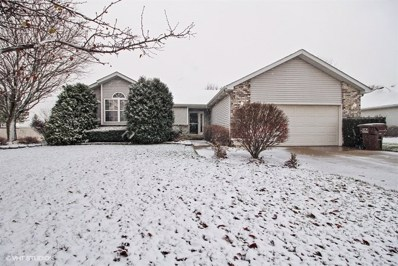 419 Leahy Circle, Manteno, IL 60950 - MLS#: 10146051