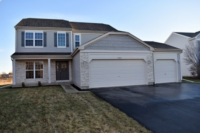 1567 Trails End Lane, Bolingbrook, IL 60490 - #: 10146123