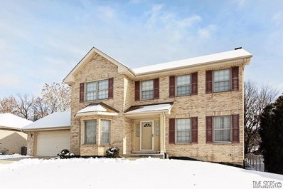 8875 Dryden Street, Woodridge, IL 60517 - MLS#: 10146224
