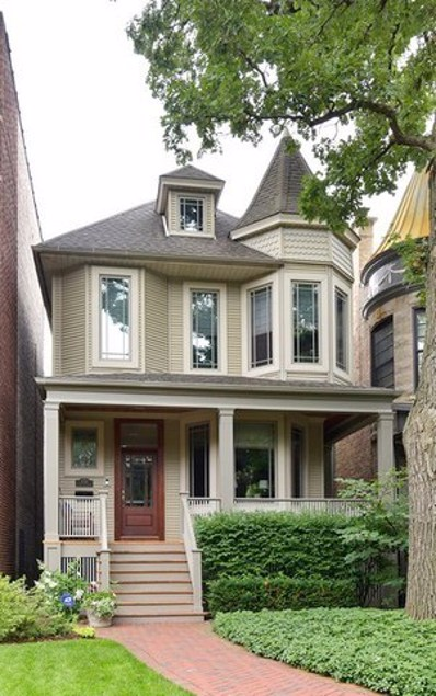4155 N Greenview Avenue, Chicago, IL 60613 - MLS#: 10146237