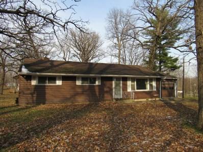 34462 S Davy Lane, Custer Park, IL 60481 - MLS#: 10146281