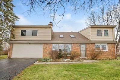66 W Brentwood Drive, Palatine, IL 60074 - MLS#: 10146445