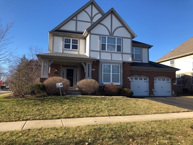 1694 N Woods Way, Vernon Hills, IL 60061 - #: 10146572