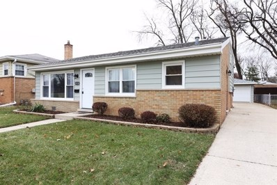 11739 S Kolin Avenue, Alsip, IL 60803 - MLS#: 10146579
