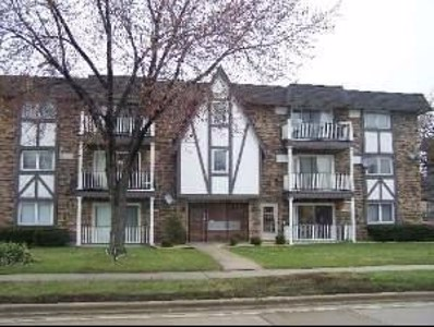 5858 W 87th Street UNIT 1B, Burbank, IL 60459 - MLS#: 10146603