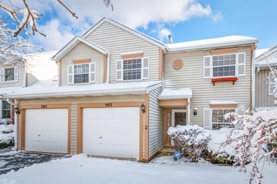 563 Ascot Lane, Streamwood, IL 60107 - #: 10146623