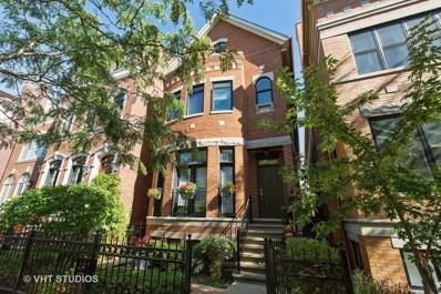 2709 N Paulina Street, Chicago, IL 60614 - MLS#: 10146932