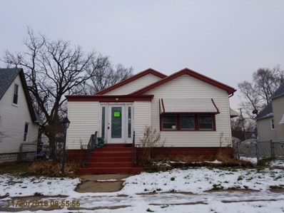 185 W 15th Street, Chicago Heights, IL 60411 - MLS#: 10147007