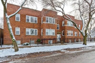3523 W Berteau Avenue UNIT 2E, Chicago, IL 60618 - MLS#: 10147040