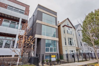 2537 W Cortland Street UNIT 1, Chicago, IL 60647 - #: 10147066