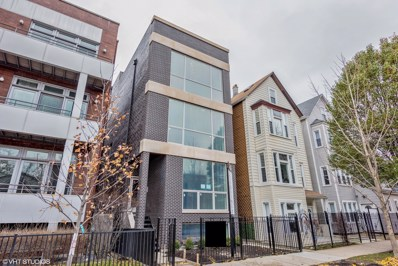 2537 W Cortland Street UNIT 3, Chicago, IL 60647 - #: 10147080