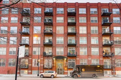420 S Clinton Street UNIT 610A, Chicago, IL 60607 - MLS#: 10147134