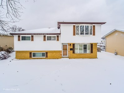 117 S Adeline Avenue, Addison, IL 60101 - MLS#: 10147186