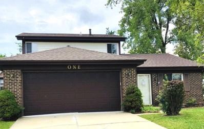 1 Red Wing Court, Woodridge, IL 60517 - #: 10147383