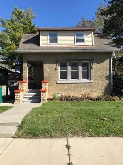 916 Nicholson Street, Joliet, IL 60435 - #: 10147397