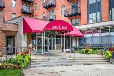 5200 S Ellis Avenue UNIT 313, Chicago, IL 60615 - #: 10147559