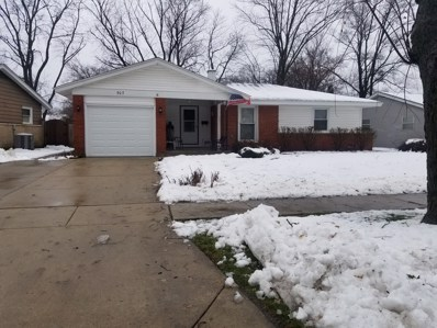 507 Ridgewood Road, Elk Grove Village, IL 60007 - #: 10147596