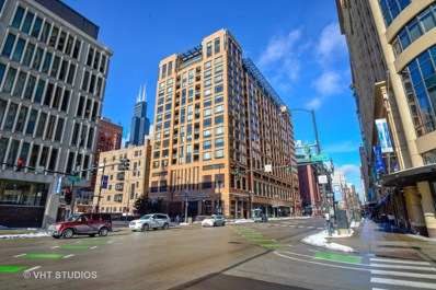 520 S State Street UNIT 711, Chicago, IL 60605 - MLS#: 10147598