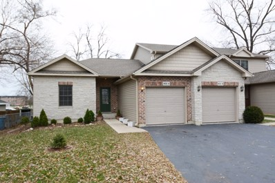 403 Marshall Road UNIT A, Bensenville, IL 60106 - #: 10147654