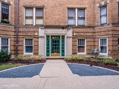721 Hinman Avenue UNIT 3E, Evanston, IL 60202 - MLS#: 10147697