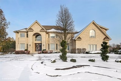 8323 Arrowhead Farm Drive, Burr Ridge, IL 60527 - MLS#: 10147805