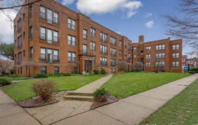 618 Judson Avenue UNIT 3, Evanston, IL 60202 - MLS#: 10147936