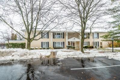 1306 S New Wilke Road UNIT 2D, Arlington Heights, IL 60005 - MLS#: 10148081