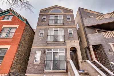 2728 W Cortez Street UNIT 1, Chicago, IL 60622 - #: 10148196