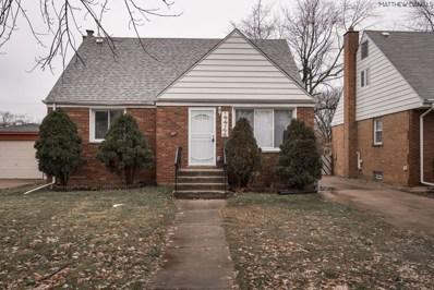 17744 Burnham Avenue, Lansing, IL 60438 - #: 10148319