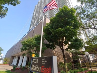 6033 N Sheridan Road UNIT 18F, Chicago, IL 60660 - MLS#: 10148541
