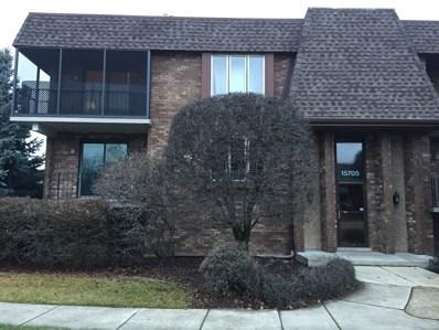 15705 Brassie Court UNIT 1S, Orland Park, IL 60462 - MLS#: 10148758