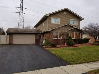 13820 W Shady Lane, Homer Glen, IL 60491 - MLS#: 10148883