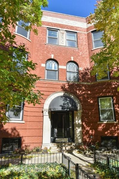 708 W Cornelia Avenue UNIT 3W, Chicago, IL 60657 - #: 10149390