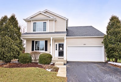 271 Bridlewood Circle, Lake In The Hills, IL 60156 - #: 10149524