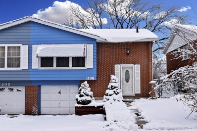 1198 Countryside Drive, Hanover Park, IL 60133 - MLS#: 10149636
