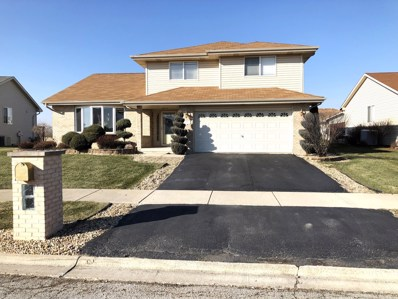 5355 Bentgrass Avenue, Richton Park, IL 60471 - #: 10149689