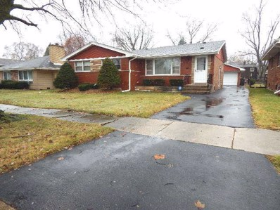 16422 Dobson Avenue, South Holland, IL 60473 - #: 10149894