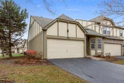 1475 W Sapphire Drive, Hoffman Estates, IL 60192 - #: 10149900