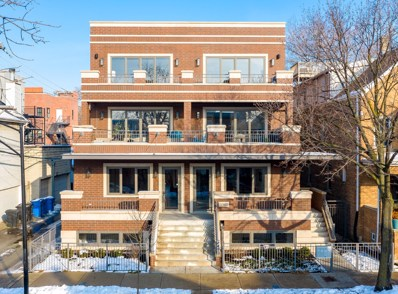 1542 W Wolfram Street UNIT 1-WEST, Chicago, IL 60657 - #: 10149994