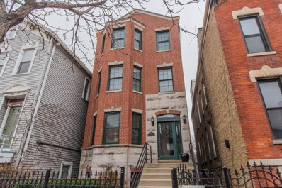 1367 W Crystal Street UNIT 3, Chicago, IL 60642 - #: 10150072