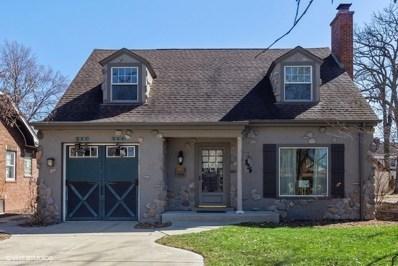 825 N Waiola Avenue, La Grange Park, IL 60526 - MLS#: 10150086