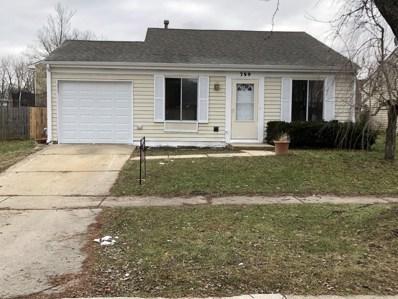29W759  Hurlingham Drive, Warrenville, IL 60555 - MLS#: 10150187