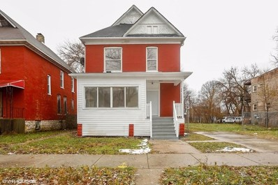 7416 S Normal Avenue, Chicago, IL 60621 - MLS#: 10150365