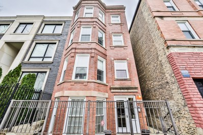 2072 N Leavitt Street UNIT 1, Chicago, IL 60647 - MLS#: 10150386
