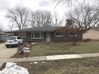1870 N Newport Road, Hoffman Estates, IL 60169 - #: 10150565