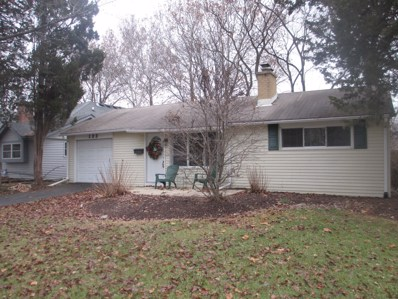 123 N Woodlawn Street, Wheaton, IL 60187 - #: 10150722